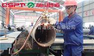 管道火焰坡口切割机 上海前山管道专业供应