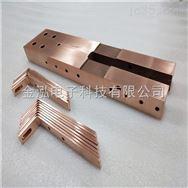 深圳TU1无氧紫铜排  高导电T2紫铜导电带