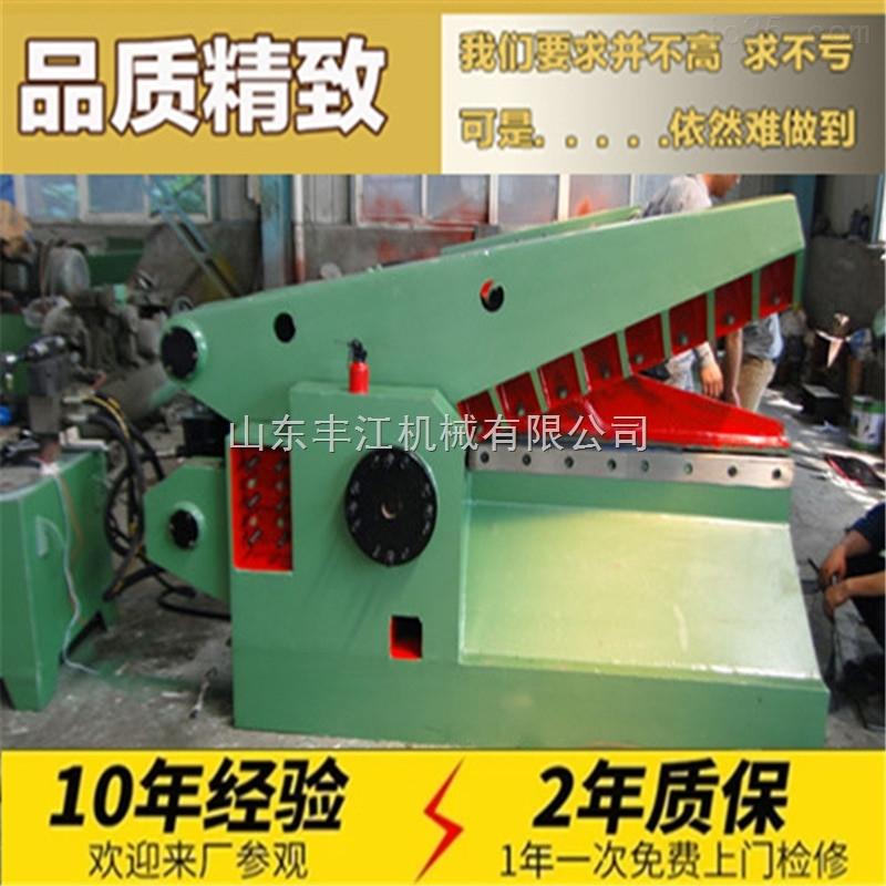 200t鳄鱼剪板机 200吨鳄鱼式剪切机