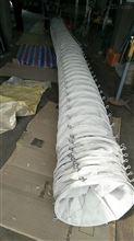 耐磨帆布水泥卸料伸縮節