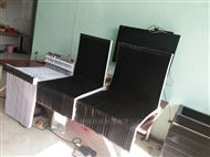 异型机床导轨柔性风琴防护罩皮老虎定做厂家