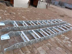 现货供应3型TL95钢制拖链