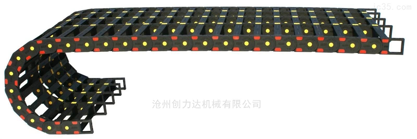 桥式塑料拖链