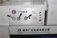 新工艺刮削滚光机 汽缸刮屑滚压机床厂家