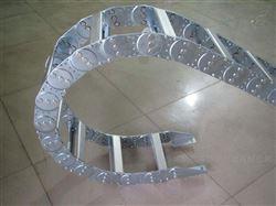 宽度定做TL65钢铝穿线拖链