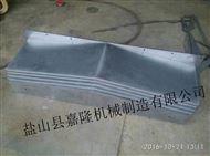 嘉隆厂家定做机床钢板防护罩