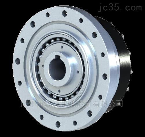 谐波减速器DCS-25-100-U-R19