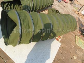 生产水泥散装机水泥输送软连接