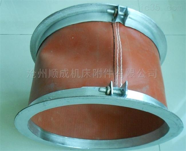 颗粒防屑硅胶软连接厂家