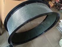 厂家定制钢丝圈支撑三防布软连接