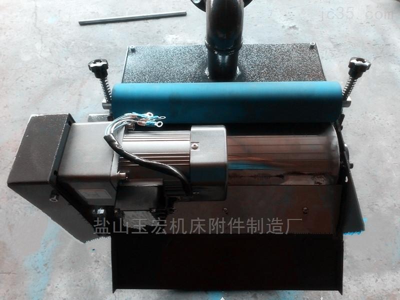 磨床胶辊磁性分离器