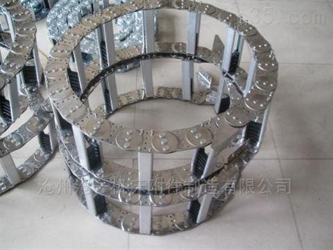 铸造机械水管钢铝拖链