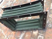 纯棉帆布冶金机械通风方形软连接