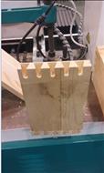 华洲木工开榫机数控打窝机效率高