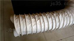 玉米皮破碎机出料口伸缩布袋定制