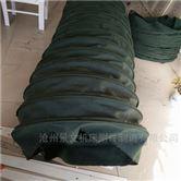 库底散装机卸料帆布耐磨输送布袋厂家价格