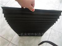 耐酸碱石材器械柔性风琴式防护罩