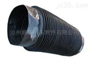 油缸伸缩防尘罩  耐温防护罩