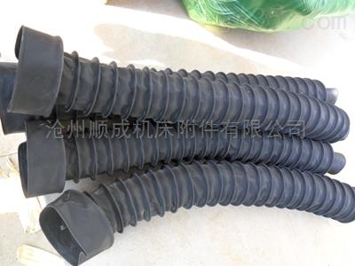 厂家生产圆筒式丝杠防护罩
