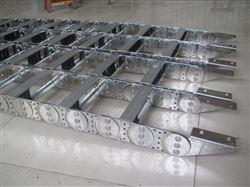 专业厂家TL125桥式钢铝穿线拖链