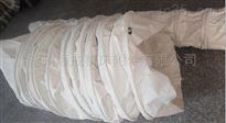 自定输送水泥帆布卸料口伸缩布袋