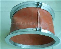 自定厂家供应吊环式硅胶软连接