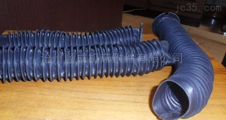 按客户要求定做内衬钢丝耐高温丝杠防护罩