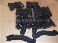 自定机床伸缩式圆型丝杠防护罩