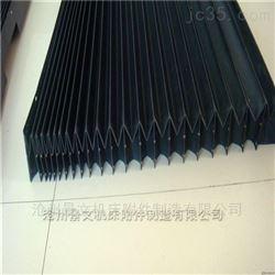 机床耐温防腐蚀柔性风琴防护罩