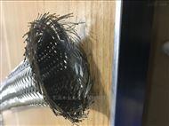 东莞304不锈钢编织带耐高温性能强