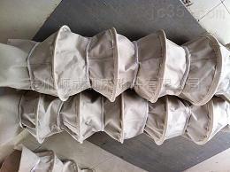 吊环式帆布伸缩耐高温帆布通风软连接
