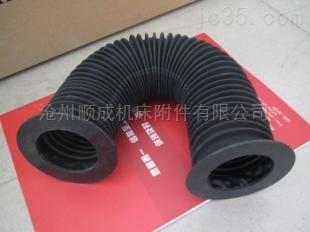供应圆形立柱丝杠防护罩