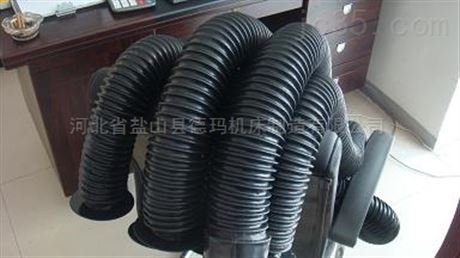 液压机丝杠防火丝杆 耐高温气缸油缸防护罩
