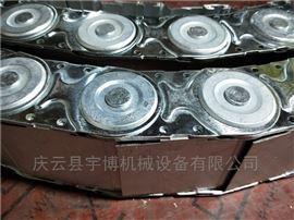 TLG钢厂用全封闭工程钢制拖链