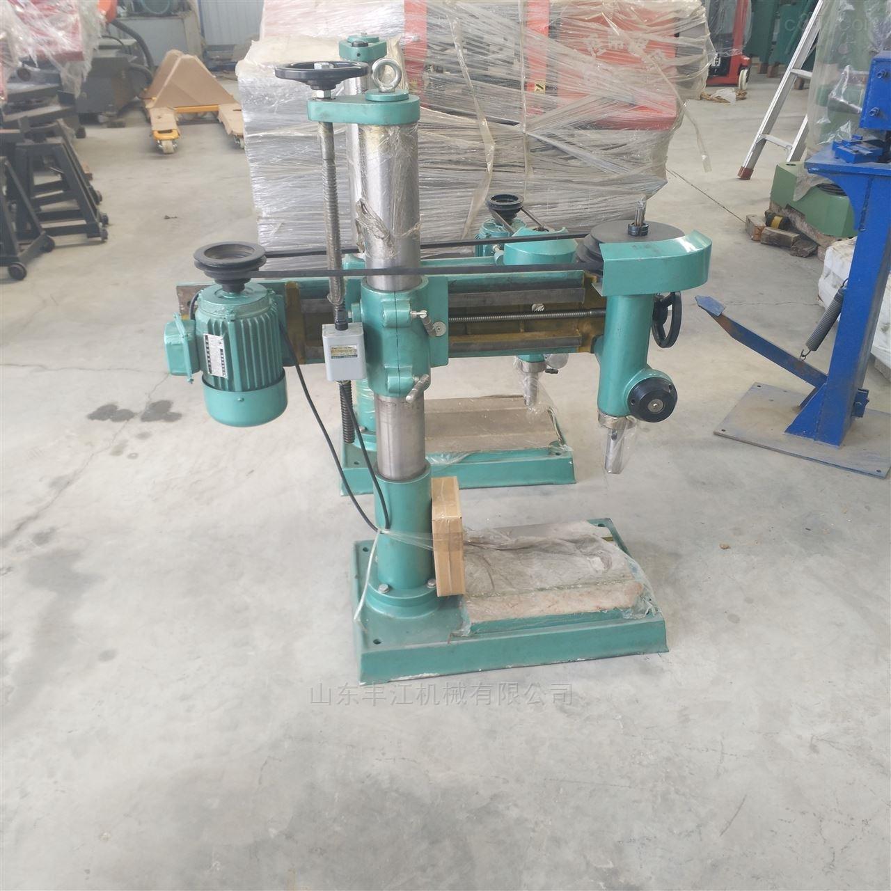 机械液压摇臂钻z3025厂家销售图片