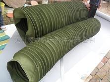 帆布通风耐高温软连接供应厂家