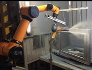 遨博喷涂机器人可配合生产线涂覆均匀