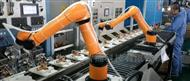 常州遨博i5码垛机器人生产研发基地
