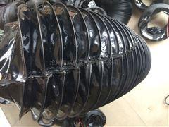 自定厂家供应橡胶伸缩防护罩