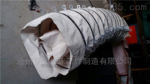 振動篩耐磨帆布輸送軟連接價格