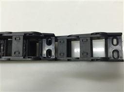 陕西高速静音线缆塑料拖链