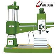 选择沈阳中捷竞技宝下载机型-Z3063摇臂钻床厂-液压钻床系列