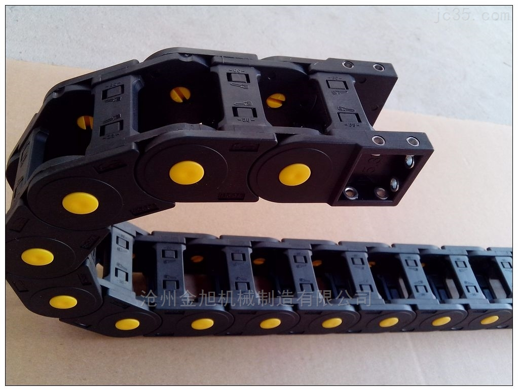NTL系列机床拖链