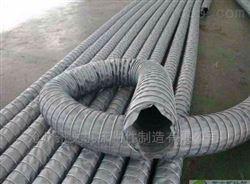 泊头耐温硅胶布通风管供应商