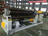 南通威辰8*2500三辊对称式机械卷板机厂家|