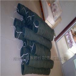 熟料散装机耐温帆布输送布袋推荐价