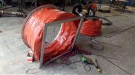 江西排烟系统硅胶布通风管专业销售