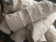安徽水泥耐磨帆布输送吊环式伸缩布袋