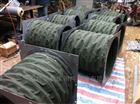 供应耐磨帆布防尘通风软连接 批发制作