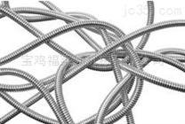 SUS双扣金属蛇皮管精密仪器仪表走线专用